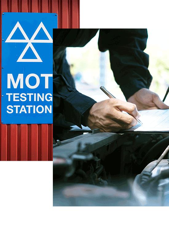 MOT Testing Services Twickenham